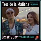 Jesse y Joy - Tres de La Mañana (3 AM)  w/ T Torres (and r