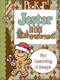 Jester the Gingerbread Activity!