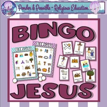 Jesus ~ Bingo
