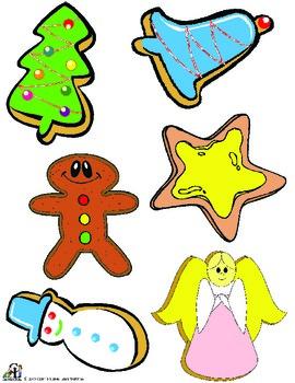 Jesus' Birthday Cookies