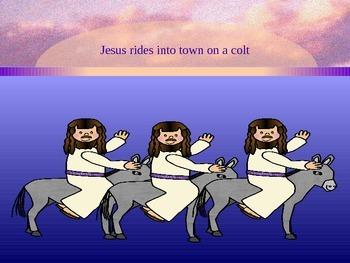 Jesus' Easter Story