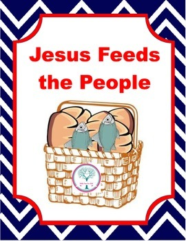 Jesus Feeds the 5,000 Freebie