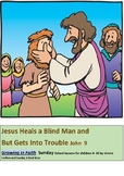 Jesus Heals Every Day But Gets Into Trouble!
