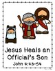 Jesus Heals an Official's Son - Readers Theater Script