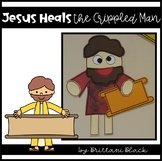 Jesus Heals the Crippled Man