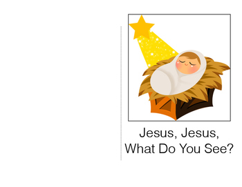 Jesus, Jesus, What Do You See?
