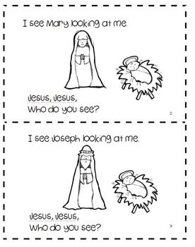 Jesus, Jesus Who Do You See?