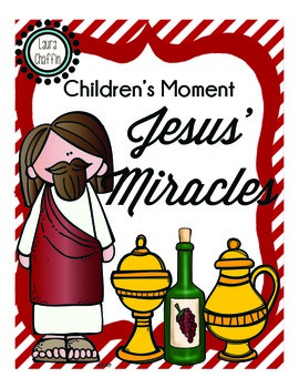 Jesus' Miracles: Water To Wine