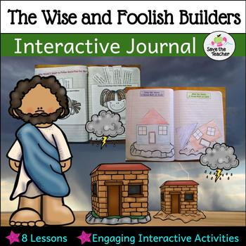 Jesus' Parable: The Wise and Foolish Builders: Interactive