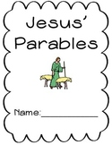 Jesus' Parables Student Handbook