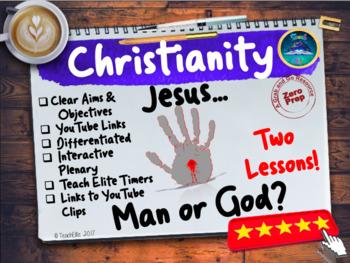 Jesus' Personhood