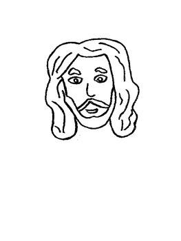 Jesus Puppet