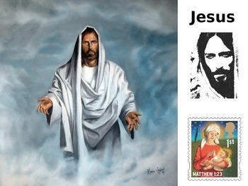 Jesus Quiz and Activity Pack