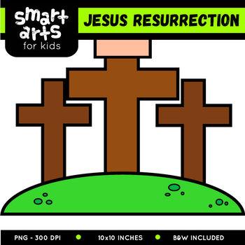 Jesus Resurrection Clip Art