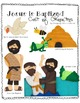 Jesus is Baptized {New Testament Interactive Bible Storyte