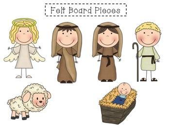 Jesus is Born! Storytelling Headbands