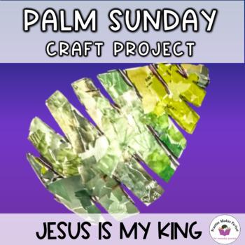 Palm Sunday Freebie  Jesus is My King