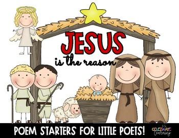 Jesus is the Reason. Poem Starters!
