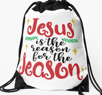 Jesus is the Reason for the Season svg - Jesus svg, Christmas SVG