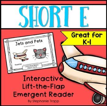 Short E Emergent Reader