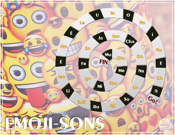 Jeu / Atelier / Game : EMOJI SONS