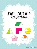 Jeu J'ai... Qui a..? les fractions