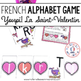 Jeu Youpi! La Saint-Valentin - FRENCH Valentine's Day them