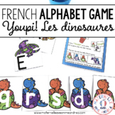 Jeu Youpi! Les dinosaures - FRENCH Dinosaur themed game/centre