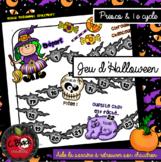 Jeu d'Halloween (presco & 1er cycle)