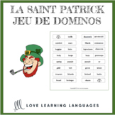 Jeu de Dominos - French St. Patrick's Day - La Saint Patrick