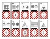 Jeu de carte : les fractions
