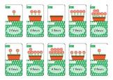 Jeu de cartes : Dénombrer jusqu'à 9