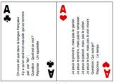 Jeu de cartes - Enigmes
