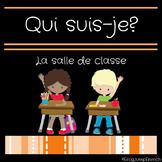 Qui suis-je? Comprehension de lecture ecole // French read