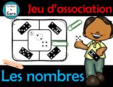Jeu de mathématiques - LES NOMBRES - Jeu d'association (French Task Cards)
