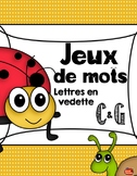 French Phonics activities / French Immersion / Graphèmes / Phonèmes