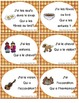 Jeu de vocabulaire Temps des Sucres Sugar Shack Vocabulary