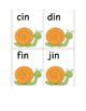 Jeu : je peux lire les syllabes complexes.