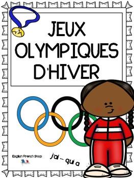Jeux Olympiques D'Hiver J'ai - Qui a