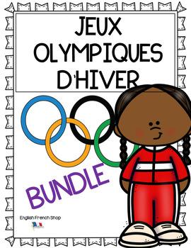 Jeux Olympiques D'Hiver Bundle