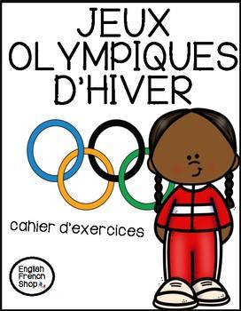 Jeux Olympiques D'Hiver Cahier