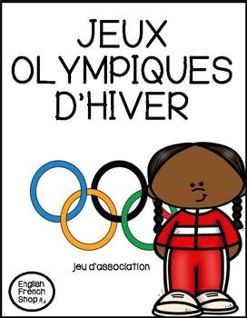 Jeux Olympiques D'Hiver Jeu d'association