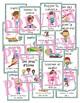 Jeux olympiques - cartes de mouvement (French Winter Olympics - Brain Break)