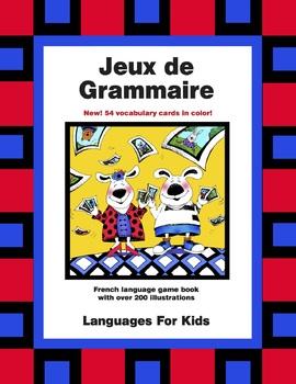 Jeux de grammaire