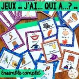 """Jeux """"j'ai... qui a...?"""" - Growing Bundle - Ensemble"""