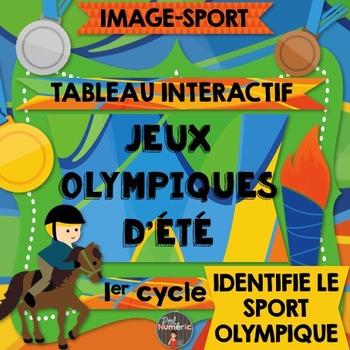 Jeux olympiques au TNI - Image des sports olympiques