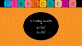 Jewel Box Flashcards/ words ending in s