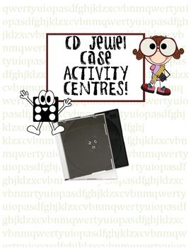 Jewel Case CD  LEARNING CENTERS