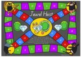 Jewel Heist Number After Board Game
