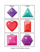 Jewel Shape Matching
